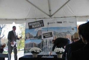 "new townhomes dc brookland catholic ""monroe street market"""