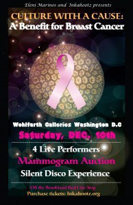 Boogie Down for a Good Cause this Saturday near Chancellor's Row