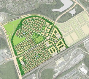 EYA Earns Approval for Preliminary Shady Grove Metro Plan
