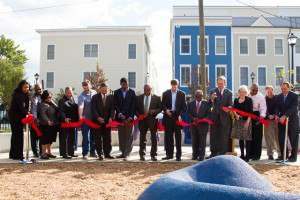 EYA Dedicates New Park in City of Alexandria