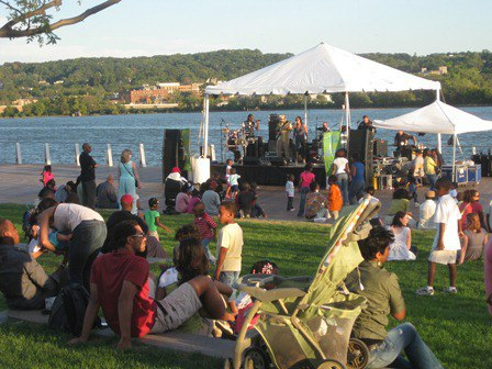 Capitol Riverfront Summer Concert Series Starts May 11th