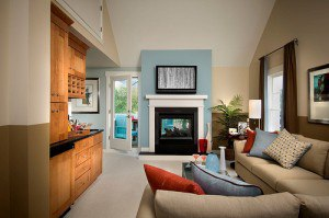 DC Townhome Photo