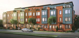 Featured in the Washington Post: EYA Townhome Communities