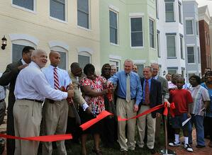 EYA Holds Ribbon Cutting Ceremony for Capitol Quarter New Townhomes in Washington, DC