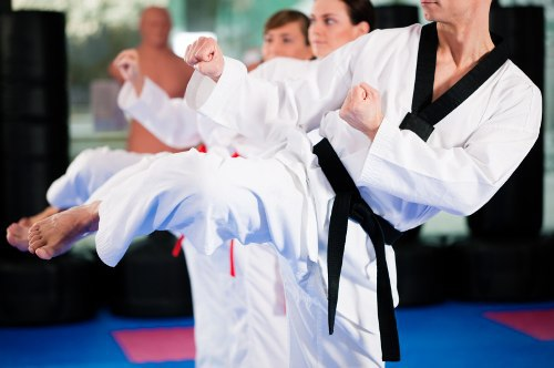 Spring Back into Fitness with Northeast Tae Kwon Do in DC