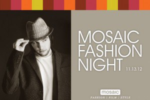 Shop in Style at Mosaic Fashion Night