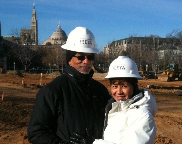 EYA Homeowner Spotlight: Everett and Angelita @ Chancellor's Row