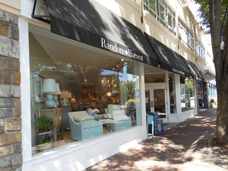 Bethesda's Random Harvest Home Furnishings Store