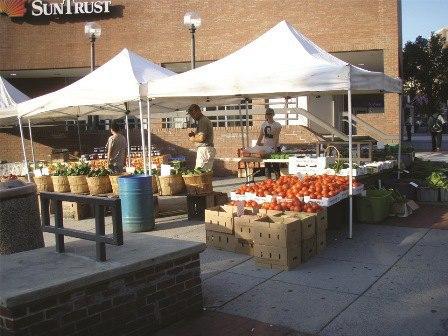 Brookland Farmer's Market is Back for the Season