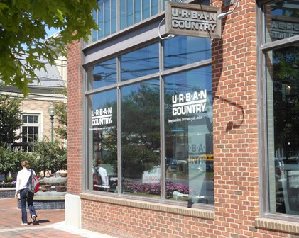 Bethesda's Urban Country Home Furnishings Store