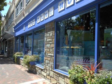 Bethesda's Blue House Home Furnishings Store
