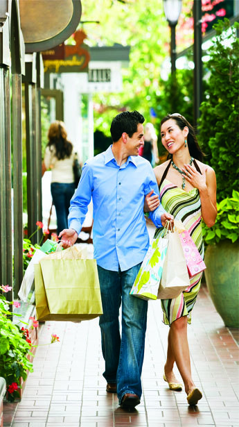 Shoppers will be delighted to view the newest fall collections during Mosaic District's Fashion Week.