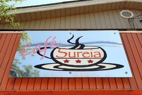 Cafe Sureia, Just my cup of tea!