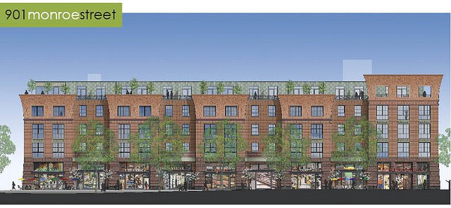 Another Mixed-Use Development Proposed for Brookland
