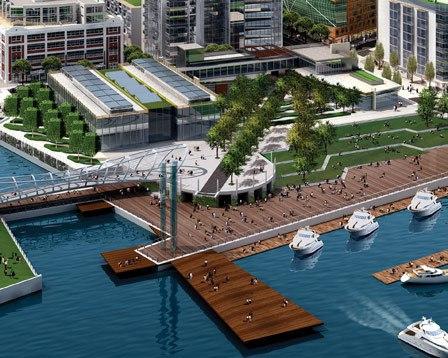 Capitol Quarter Residents Celebrate New $30 Million Park