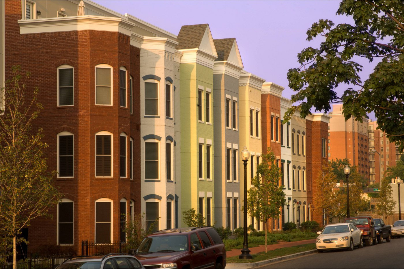 EYA's Capitol Quarter Townhome Community Honored by ULI