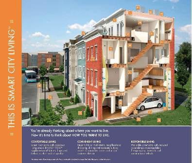 EYA Green Building & Smart City Living
