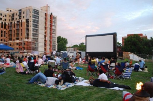 The NoMa BID Presents: Summer Screen