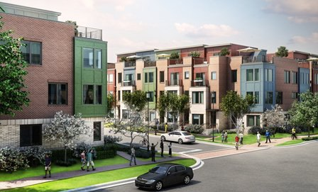 Fairfax County Approves Mosaic District