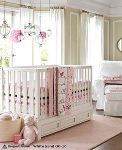 Tips and Tricks: Creating the Perfect Nursery