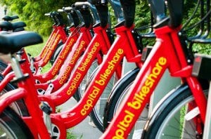 Thursday: Explore Your Car Free Side + A Bikeshare Birthday Bash