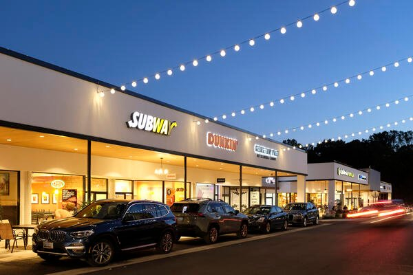 Cabin John Shopping