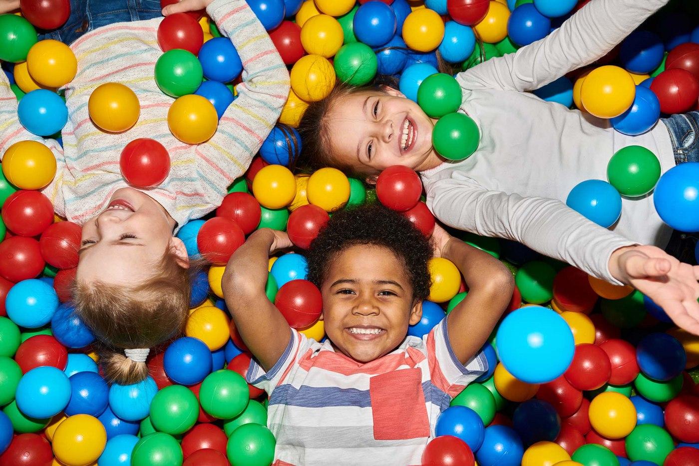Kids play (istock)