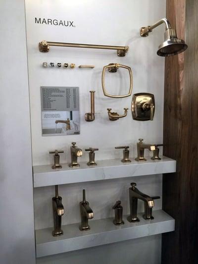 Kohlers new version of Bronze.
