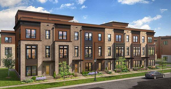 Tower Oaks Townhomes