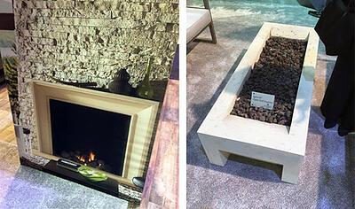 fireplace trend