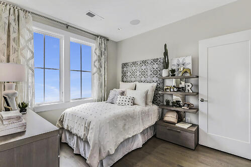 Robinson Landing bedroom design