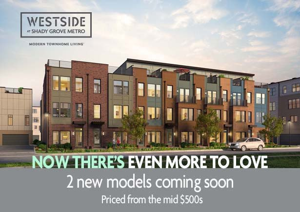 2 new floorplans coming soon to Westside