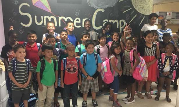 EYA Foundation Donates Backpacks to Montgomery Housing Partnership
