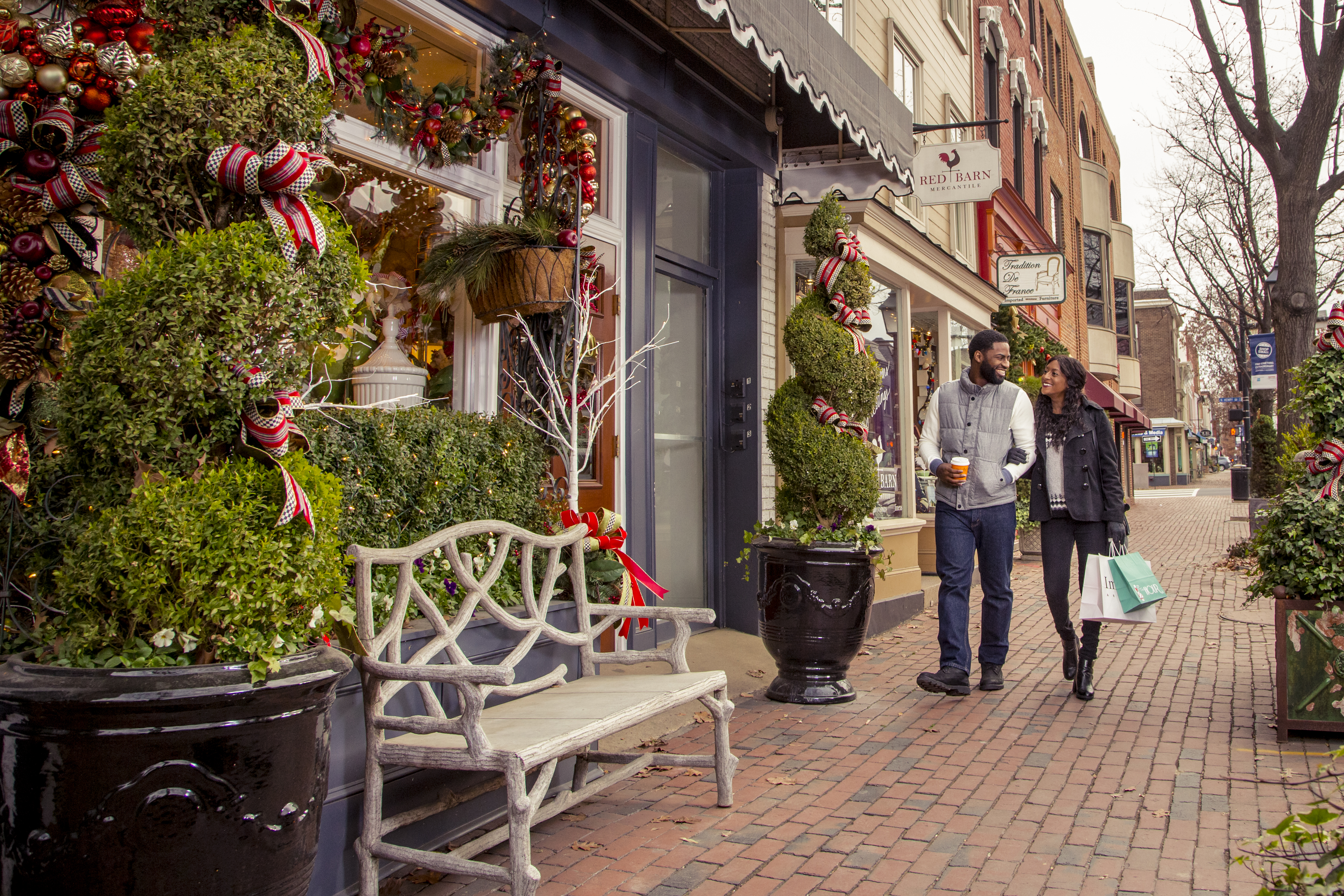 25 Ways to Celebrate the Holiday Season in Old Town Alexandria