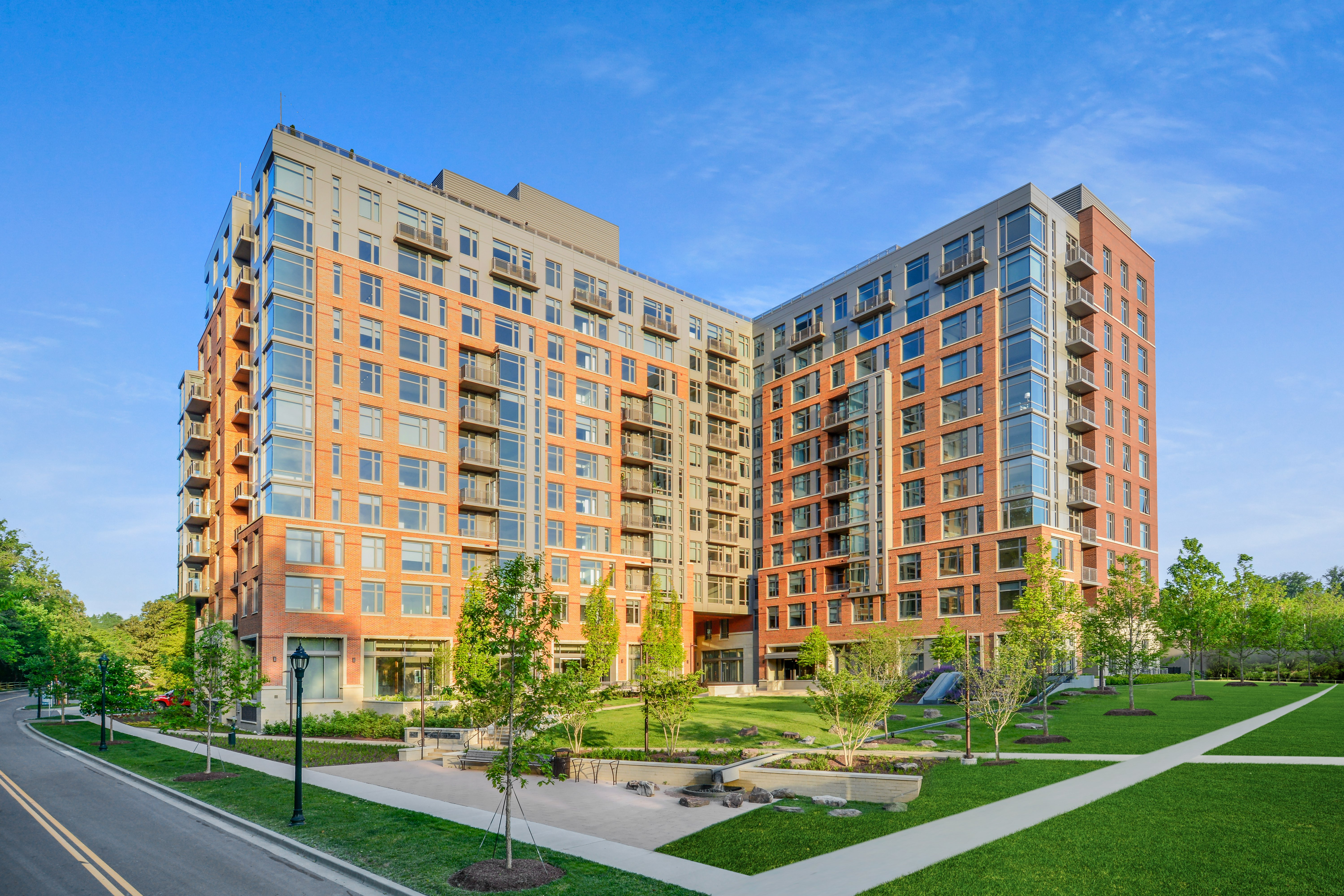 The Lindley Earns LEED Silver Certification