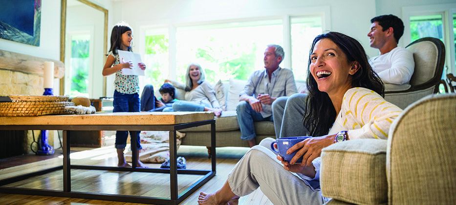Multi-generational living: Room for boomers, babies and everyone in between