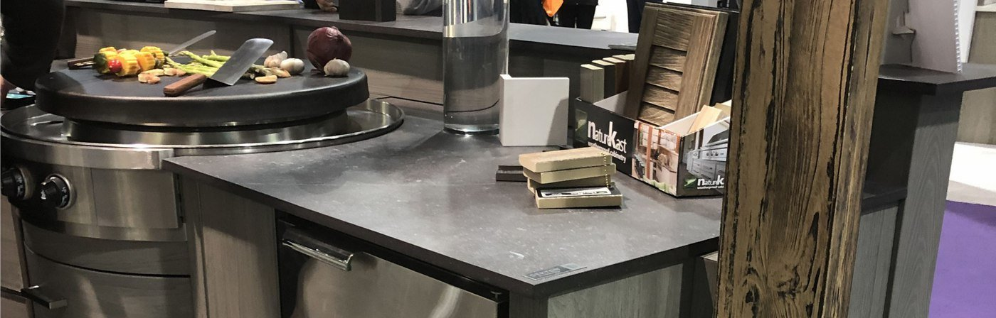 Cool new trends in home products from the Builders' Show