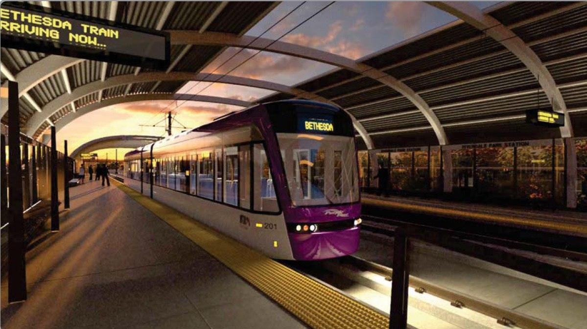 EYA Neighborhoods Just Steps From Future Purple Line Stations