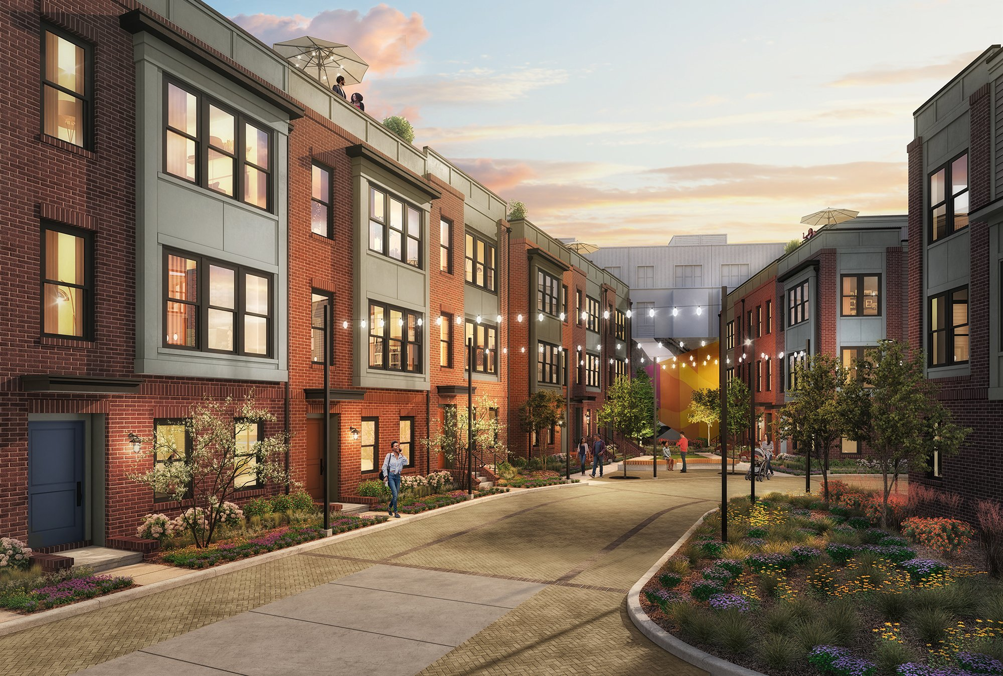 What is a 'Woonerf?' And what will it look like at Riggs Park Place?