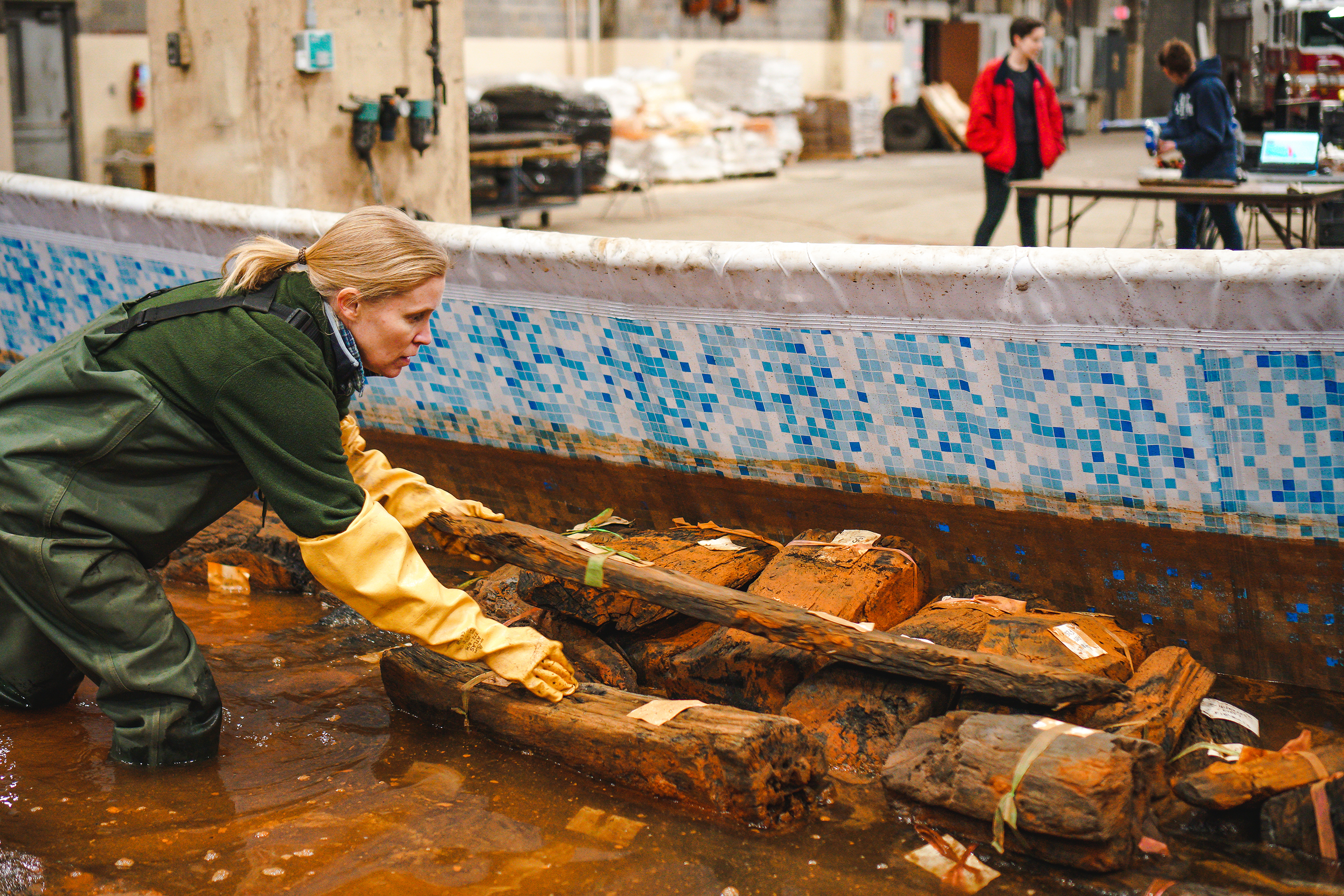 Boat Loads of History: Update on Old Town's Unearthed Ships & Artifacts of Centuries Past