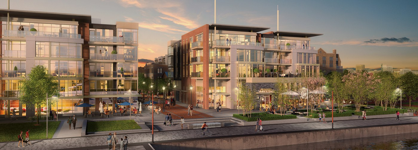 Just announced: Plans approved for restaurants at Robinson Landing