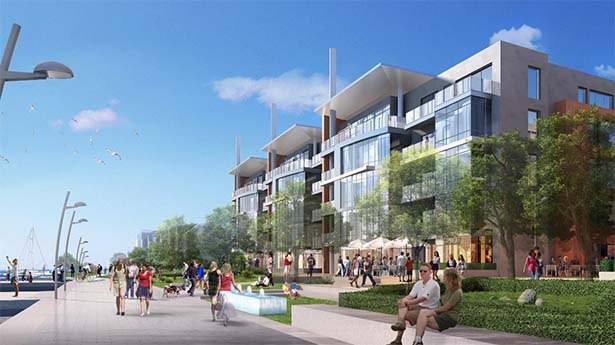 Revitalizing the Old Town Alexandria Waterfront