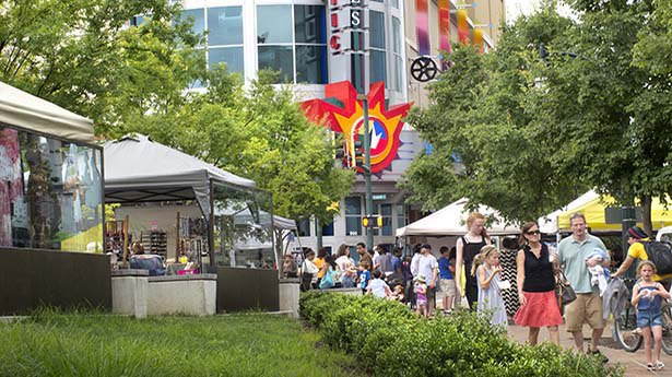 Top 10 Amenities in Downtown Silver Spring