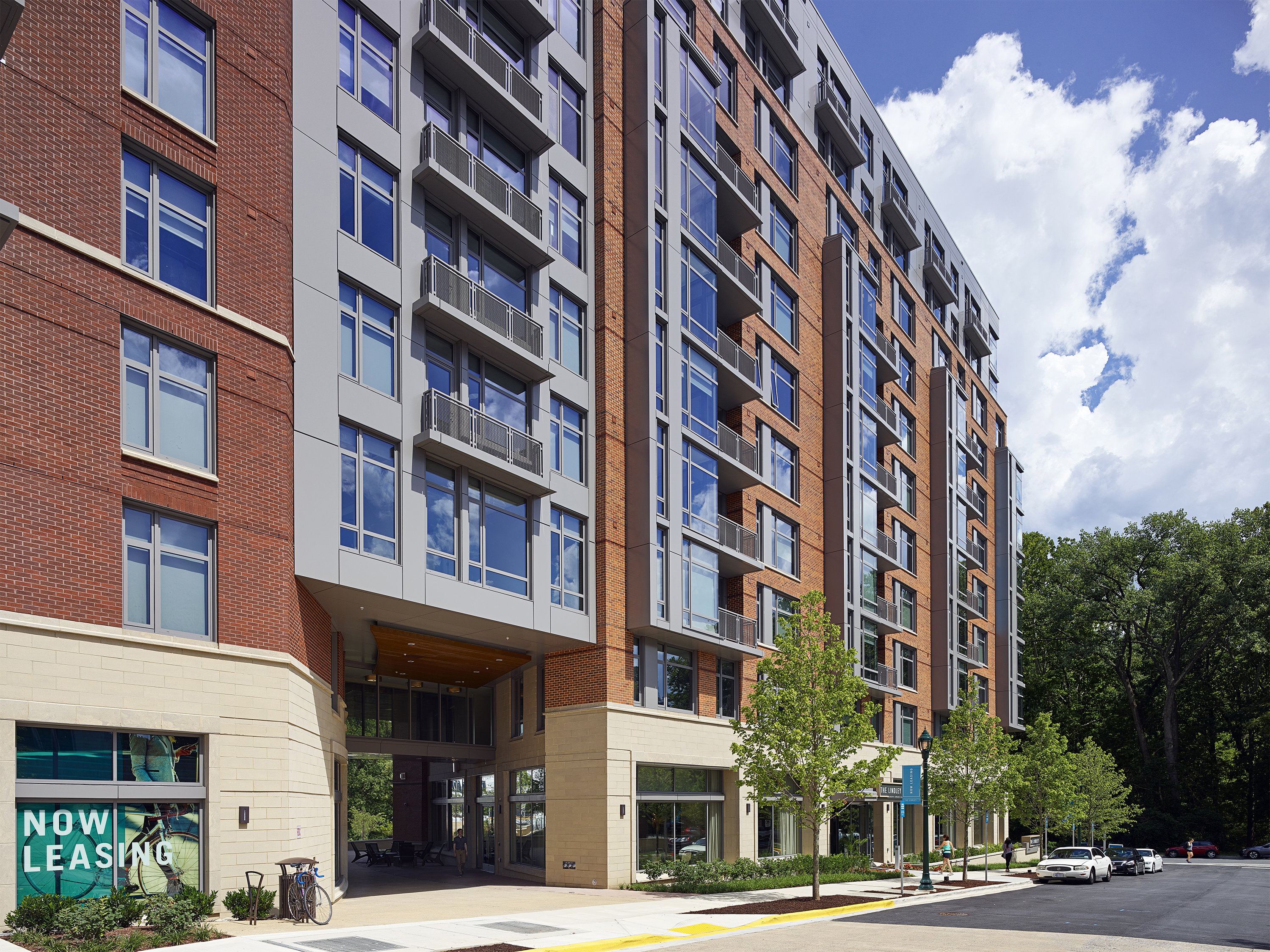 The Lindley Receives National Multifamily Mixed-Income Housing Award