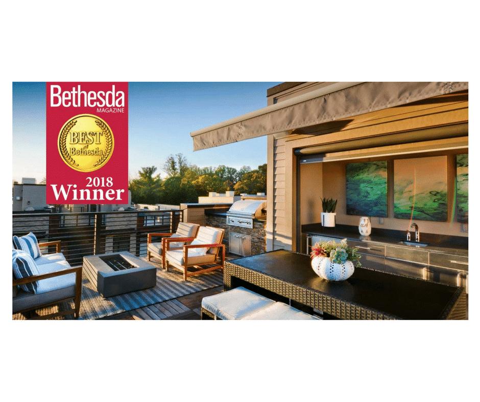 EYA neighborhoods voted Best Of Bethesda