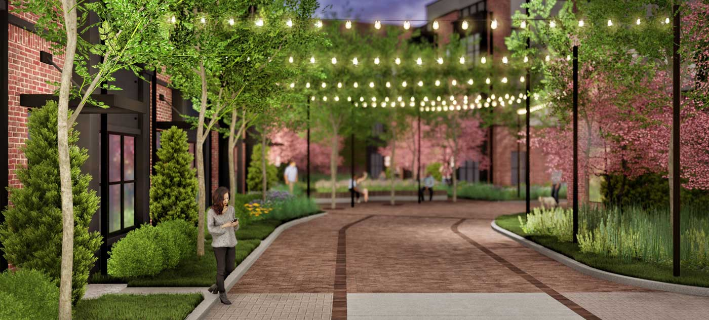 EYA's Newest DC Neighborhood: Riggs Park Place Opens Spring 2020
