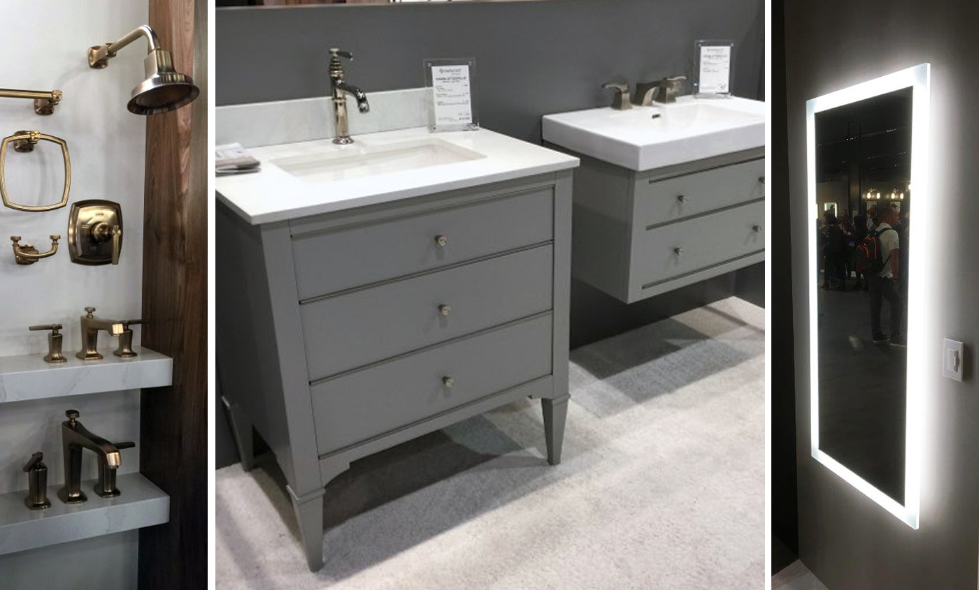 Top 5 Trends in Home Products from the NAHB International Builders' Show